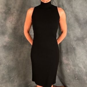 Versace Jeans Couture Sexy form fitting LBD sz42